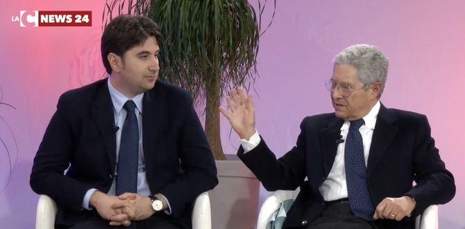 Antonio Lo Schiavo e Elio Costa