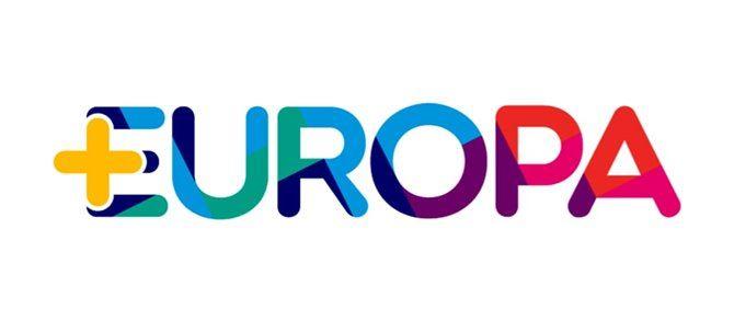 Il logo di +Europa