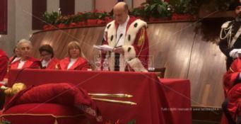 L'anno giudiziario in Calabria