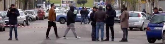 Far west a Crotone in pieno giorno, dieci arresti per tentato omicidio e spaccio di droga