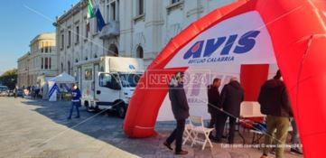 Emergenza sangue a Reggio, oggi giornata straordinaria di raccolta