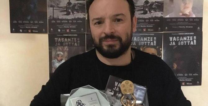 Il regista Rocky Alvarez