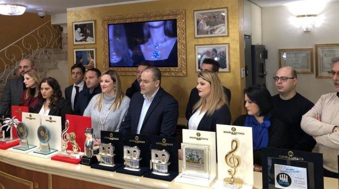 Premi Sanremo realizzati da Affidato
