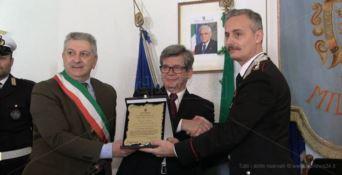 Salvò dal suicidio un giovane, oggi l'encomio solenne al carabiniere eroe