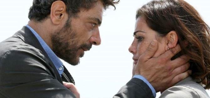Giuseppe Zeno e Vanessa Incontrada