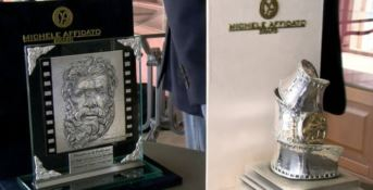Alcuni dei premi realizzati da Michele Affidato