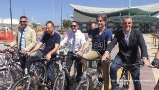 Reggio Calabria: da oggi tutti in sella. Al via il servizio di bike sharing