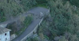 Palmi, dopo sei mesi è ancora chiusa la strada per il borgo della Marinella