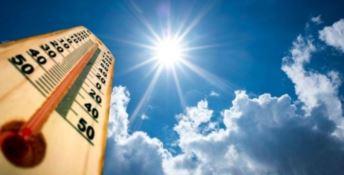 Caldo africano nel fine settimana con picchi di 34 gradi in Calabria