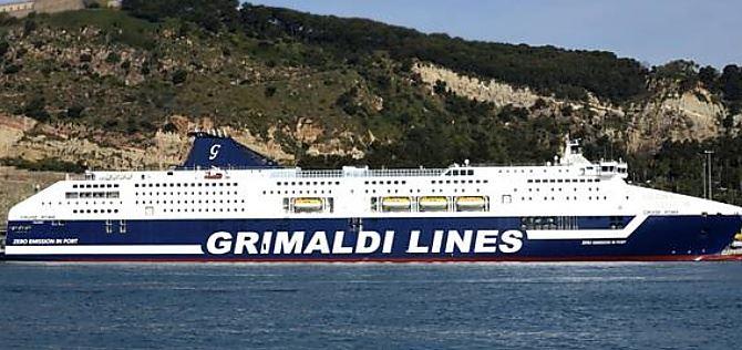 Traghetti Grimaldi
