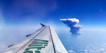 Eruzione dello Stromboli, foto Fabrizio Avolio 2effe