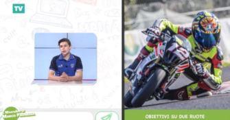 Obiettivi su due ruote, il WhatsApp di Marco Paonessa