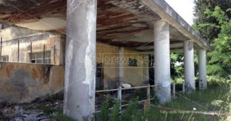 Al via la bonifica dell'ex zuccherificio di Lamezia dopo 50 anni di degrado e abbandono