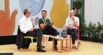 Tizian a Trame: «Staff assunto dal Viminale fa propaganda per Salvini»