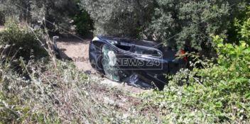 Drammatico incidente a Caulonia, ex sindaco in prognosi riservata