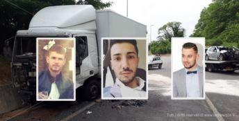 Strage all'alba, tre morti sulla Trasversale delle Serre
