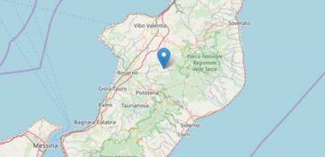 Trema ancora la terra in Calabria, terremoto di magnitudo 3.3 nel Reggino