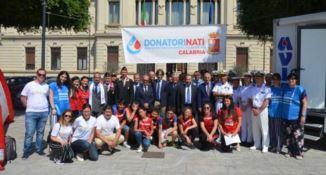 Reggio, istituzioni e cittadini insieme per donare il sangue