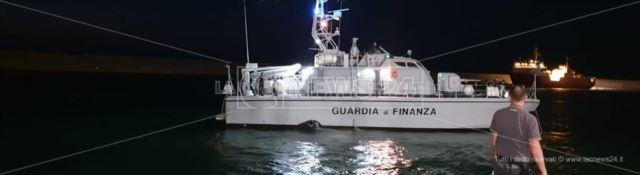In Calabria i migranti continuano ad arrivare. In 47 sbarcano sulle coste crotonesi