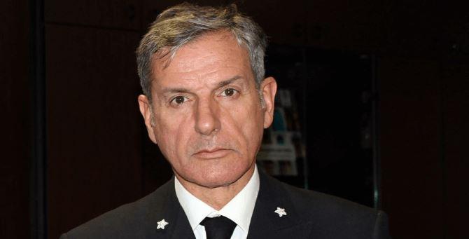 Il commissario straordinario della Port Authority Andrea Agostinelli