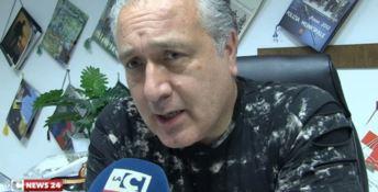Il comandante dei vigili Antonio Plastina