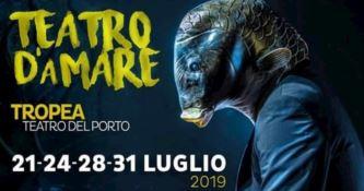 Tutti in scena a Tropea: dal 21 al 31 luglio il teatro diventa... d'aMare