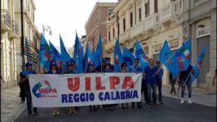 Reggio, i lavoratori del settore giustizia scendono in piazza