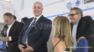 Klaus Algieri riconfermato alla guida della Camera di commercio di Cosenza