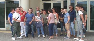 Rischiano il lavoro, dipendenti della clinica Madonna della Catena da Cotticelli