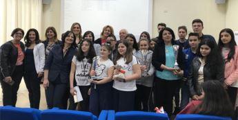 Premio Fisco e scuola, primo posto per l'istituto comprensivo di Vallelonga