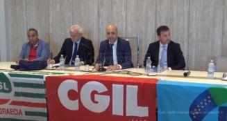 Futuro al lavoro, sindacati in piazza a Reggio Calabria per il Sud