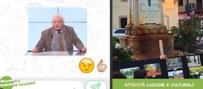 Cultura e gioco, il WhatsApp di Francesco Giancotti