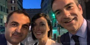 Carfagna flirta con Renzi e invita a cena Santelli, Occhiuto e Cannizzaro