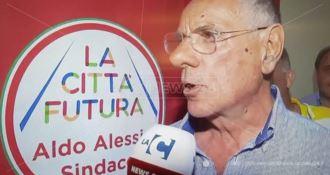 Gioia Tauro elegge a sindaco Aldo Alessio