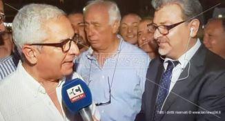 Elezioni, a Rende riconfermato sindaco Marcello Manna