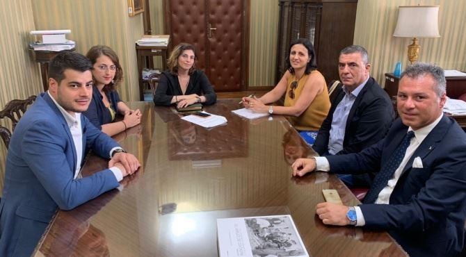 L'incontro a Roma