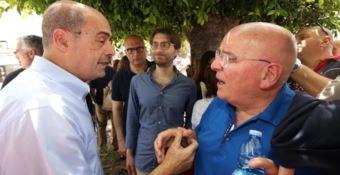 Il Pd conferma Callipo e scarica Oliverio: «Dinosauro che parla alle Sardine»