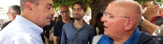 Zingaretti e Oliverio