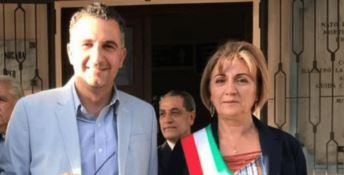 Orlandino Greco e Maria Antonietta Pandolfi
