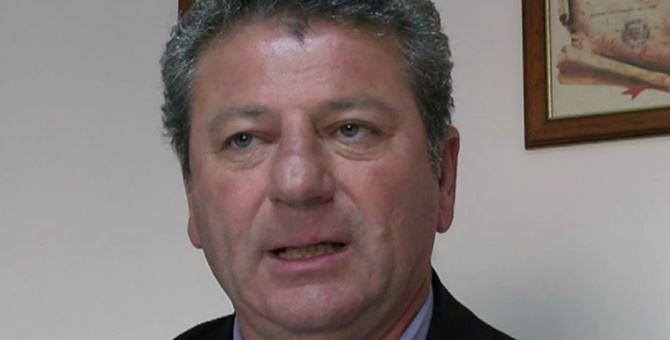 Il consigliere comunale Eugenio Orrico