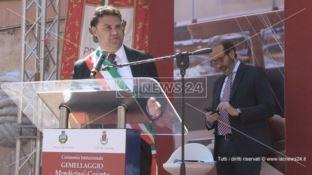 Anche il sindaco di Mendicino con Renzi e Italia Viva: «Saremo protagonisti»