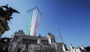 Festa della Repubblica, foto Ansa