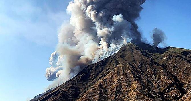 Vulcano Stromboli