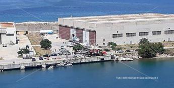 L'operaio morto a Gioia autorizzato a visitare il porto e non a lavorare