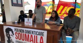 Un anno senza Soumaila Sacko, lo Sportello per i diritti porterà il suo nome