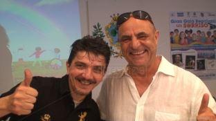 Ciccio Nucera e Mimmo Cavallaro