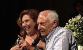 Locri, applausi e standing ovation per Mogol: «La canzone è poesia»