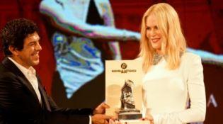 La premiazione di Nicole Kidman