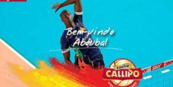 Il brasiliano Abouba è il nuovo opposto della Tonno Callipo