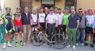 In bici per l'Italia contro le malattie cardiovascolari